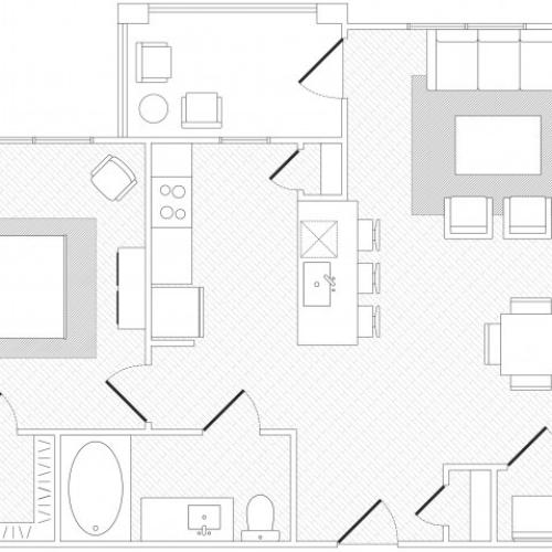 Muller Floorplan