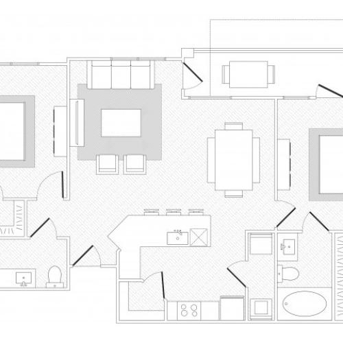Hyde Park Floorplan