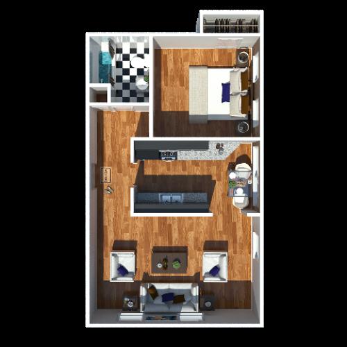 Marion 1 bedroom