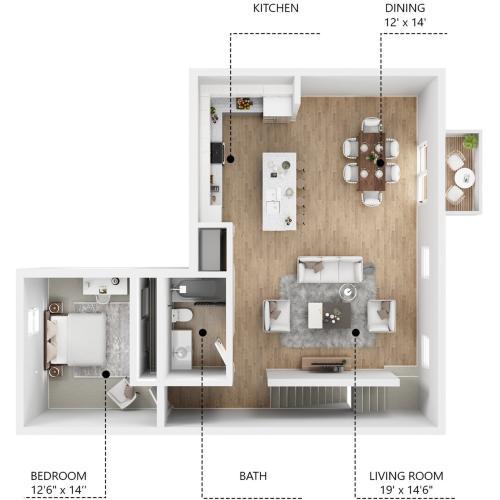 D13 - 2nd Floor