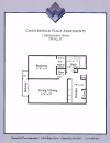 One Bedroom Remodel with Washer Dryer