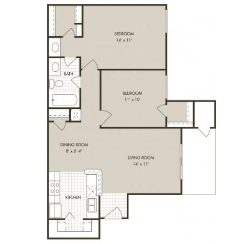 Sherwood Place Apartments