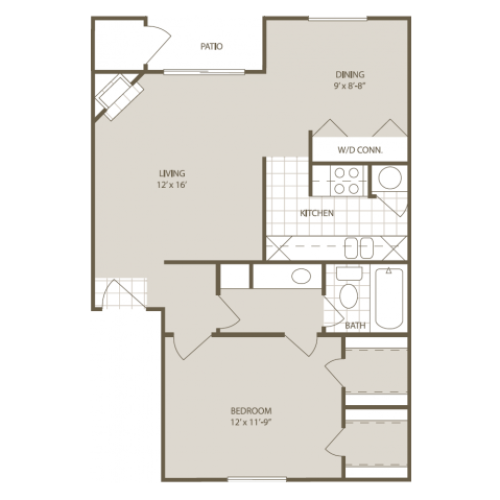 Apartments In Longview Tx: 2 Bed / 2 Bath Apartment In Longview TX