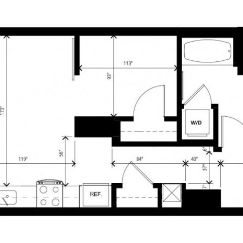 Urban 1 Bedroom