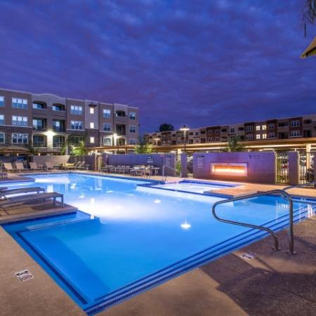 Resort Style Pool | Luxe Scottsdale