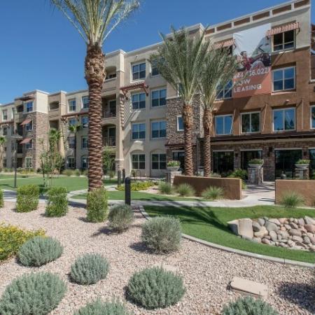 Scottsdale Apartments | Luxe Scottsdale