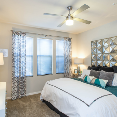 Spacious Bedroom | Scottsdale Apartments For Rent