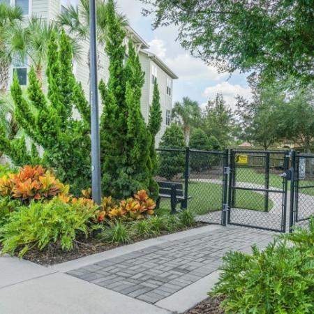 Azure Apartments - Pet Park