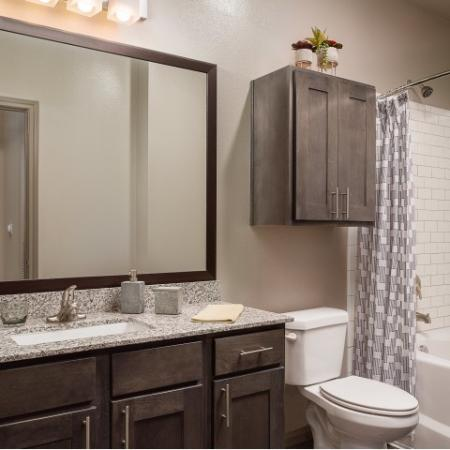 Spacious Bathroom | Sapphire Bay Apartments | Apartments In Baytown