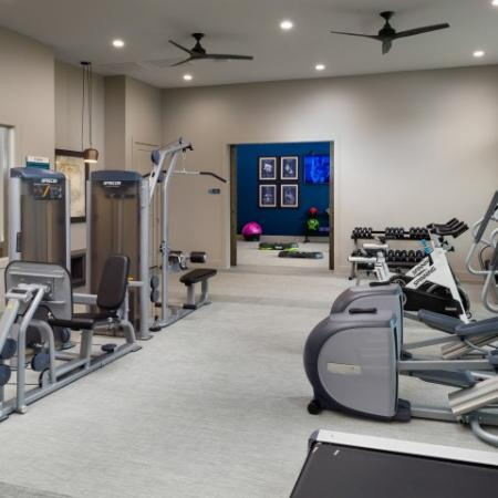 Community Fitness Center | Sapphire Bay Apartments | Apartments In Baytown