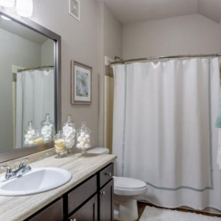 Spacious Bathroom | Apartments In Prattville | Meadows at HomePlace