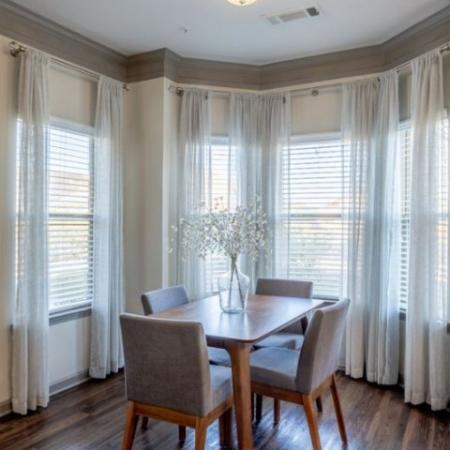 Spacious Dining Room | Luxury Apartments In Prattville Alabama | Meadows at HomePlace
