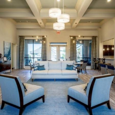 Modern Style Clubhouse in Prattville | Meadows at HomePlace