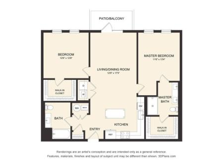C4AH Floor Plan