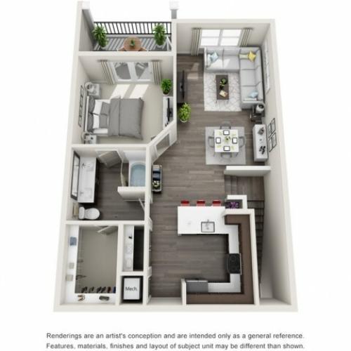 A5U Floorplan