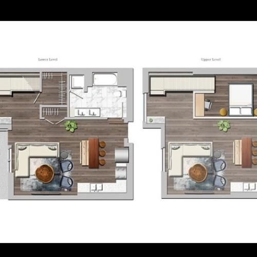 losk | Next on Lex Apartments | Luxury Apartments in Glendale CA
