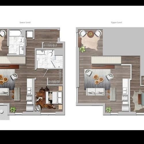 Lo1bD one bedroom one bathroom