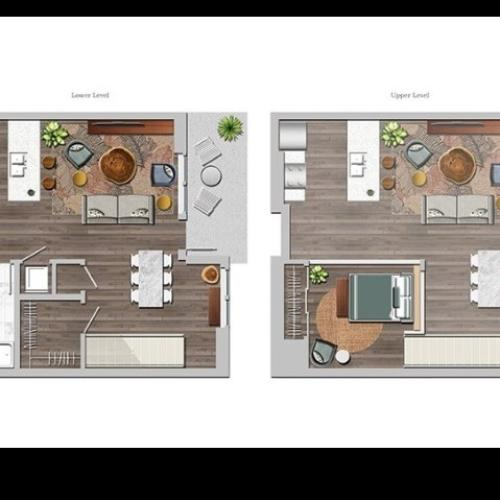 losc2 | Next on Lex Apartments | Luxury Apartments in Glendale CA