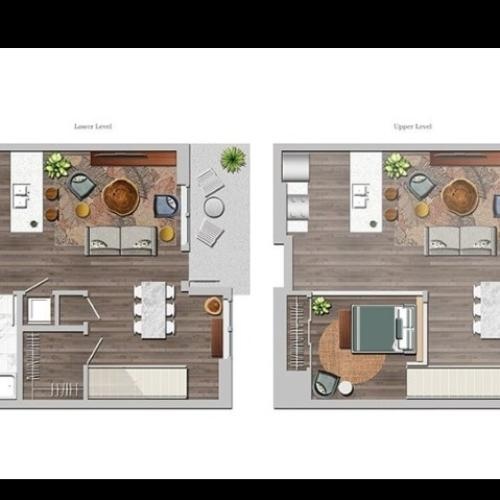 losd2 | Next on Lex Apartments | Luxury Apartments in Glendale CA