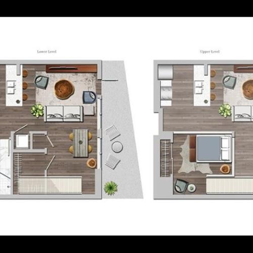 losh | Next on Lex Apartments | Luxury Apartments in Glendale CA