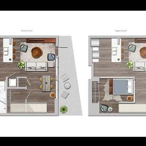 losl | Next on Lex Apartments | Luxury Apartments in Glendale CA