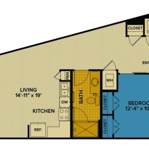 A10 Floor Plan