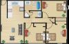Corner 3 bedroom