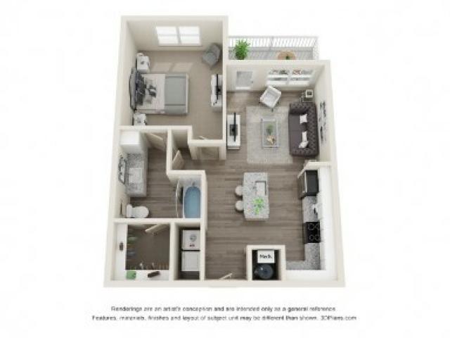Allegro-floor-plan-1-bed-1-bath