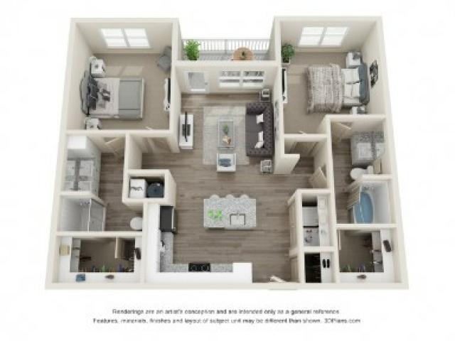 Beat-floor-plan-2-bed-2-bath