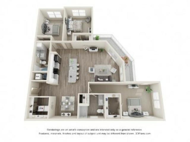Crescendo-floor-plan-3-bed-2-bath