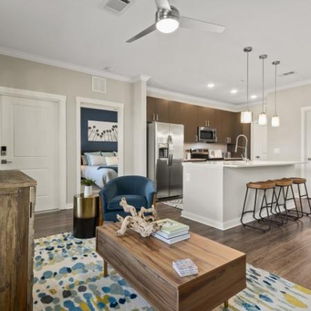 Kitchen area | Verso Luxury Apartments