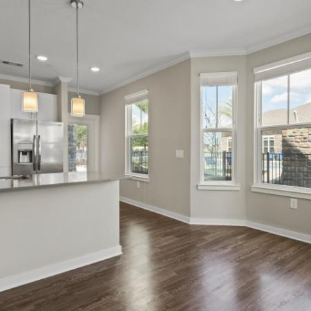Kitchen/Living area | Verso Luxury Apartments