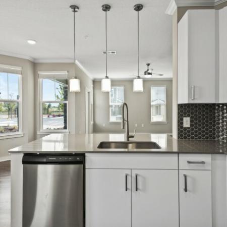Kitchen | Verso Luxury Apartments