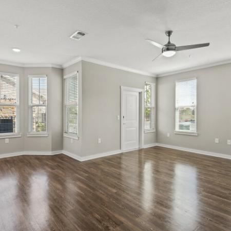 Living Room | Verso Luxury Apartments