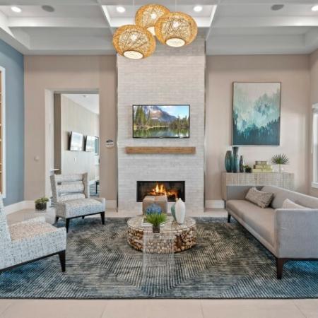 Cozy sitting area | Verso Luxury Apartments