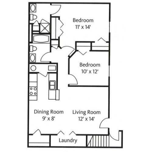 Red Pine Floor Plan