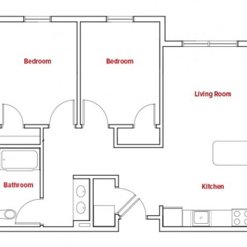 College Suites at Hudson Valley