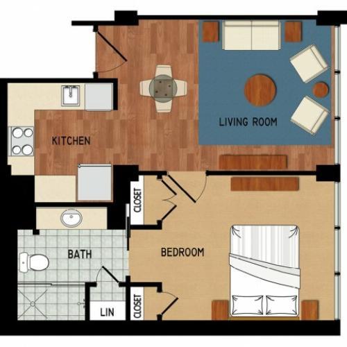 Campo Felice Fort Myers FL | Henderson floorplan