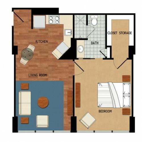 Campo Felice Fort Myers FL | Whitney floorplan