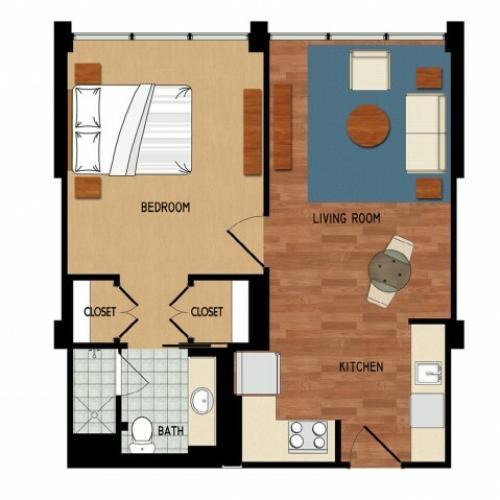 Campo Felice Fort Myers FL | Manatee floorplan