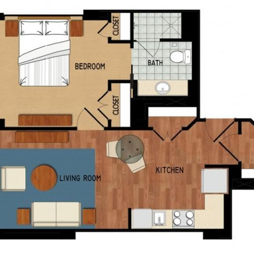 Campo Felice Fort Myers FL | Imperial floorplan