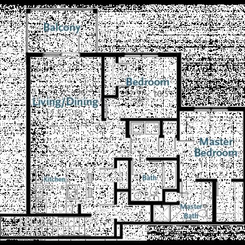 Deerfield Place, Utica NY | Sterling | 2 Bed / 2 Bath