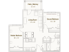 Hearthstone VIllage Bedford floorplan