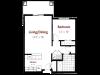 Church floor plan