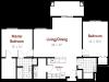 Weir floor plan