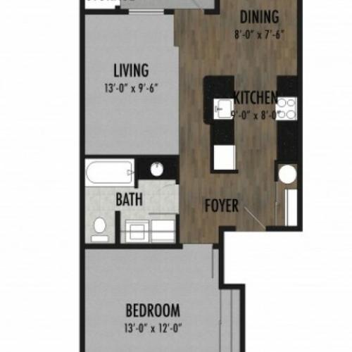 Slate Floor Plan