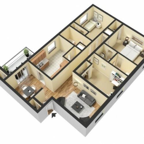 Granby Oaks Apartments