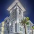 Night time view The Lively at Carolina Forest   Myrtle Beach Apartments