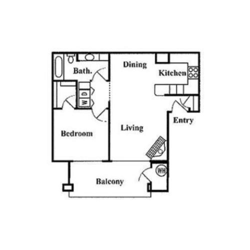 Summit A1 One Bedroom