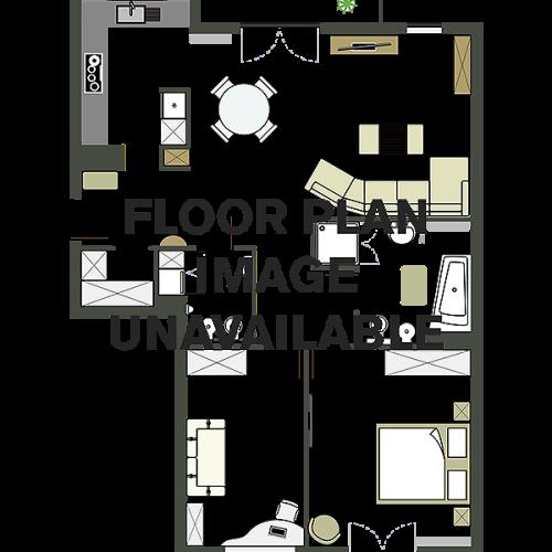The Vistas A1 One Bedroom